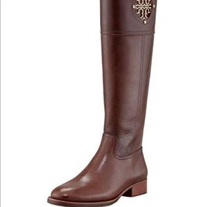 Tory Burch Kiernan Knee High Boots